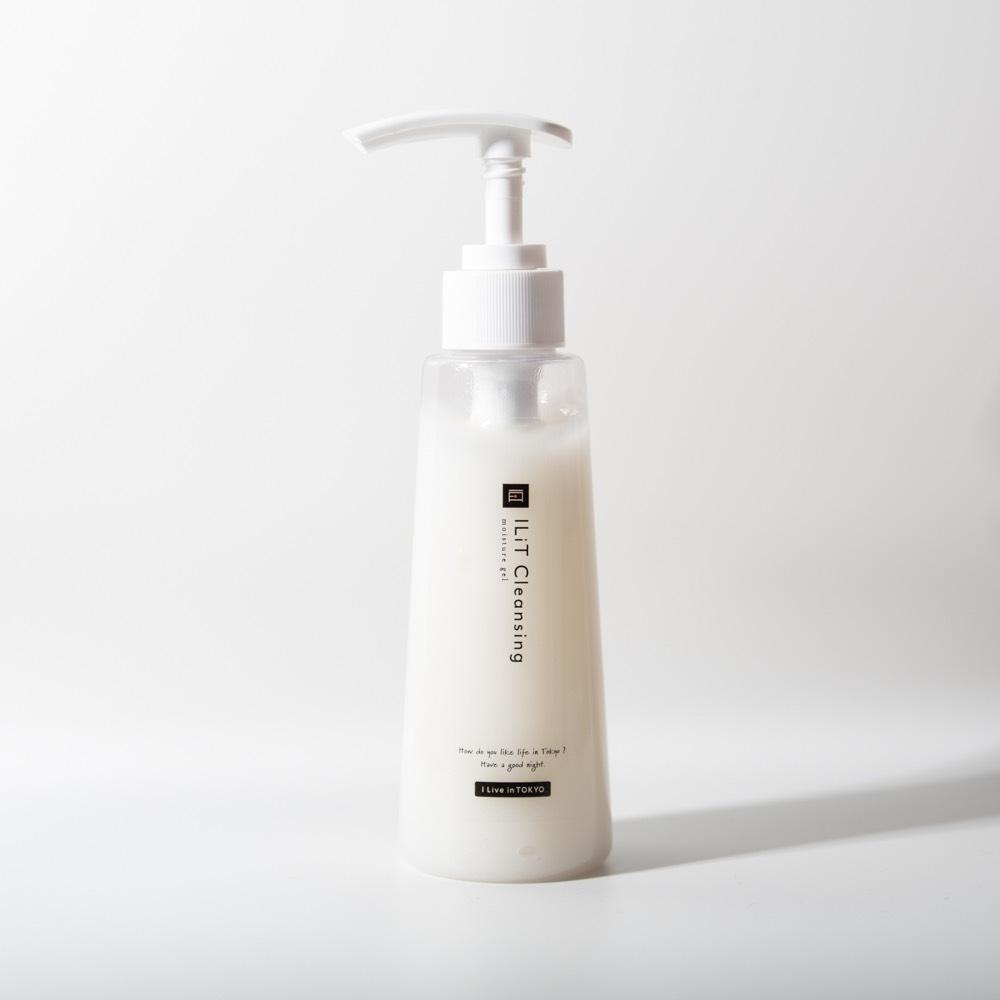 ILiT Cleansing moisture jel(アイリット クレンジング モイスチャー ジェル)